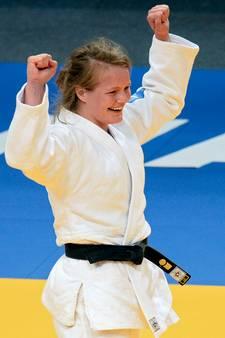 EK-titel Sanne van Dijke is ook een beetje het succes van judoclub Berlicum