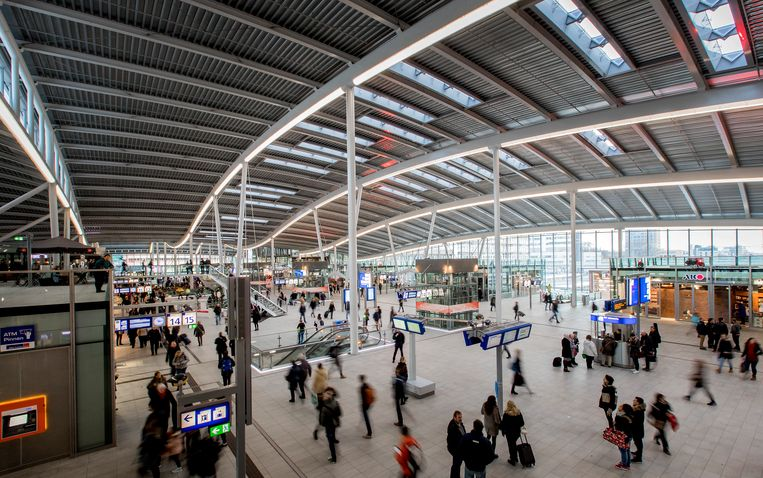 Station Utrecht Centraal. Beeld ANP
