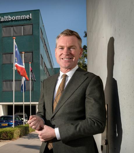 In Zaltbommel heeft Peter Rehwinkel zich teruggevonden