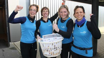Artsen AZ Turnhout lopen 100 km tegen kanker