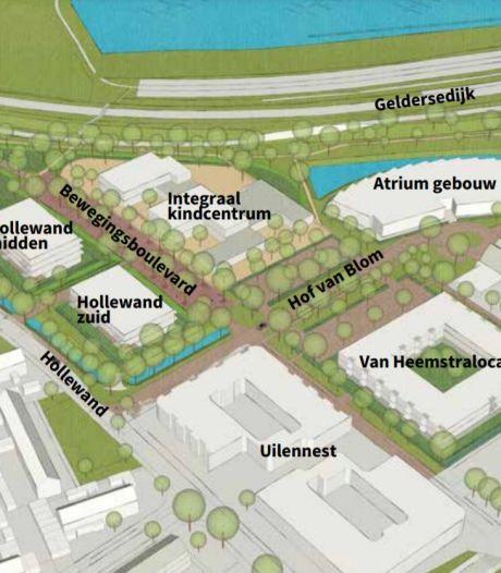Gemeente wil collectief verwarmingssysteem aanleggen bij nieuwbouw ijsbaanterrein Hattem