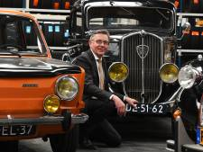 Vanaf zijn 40ste ziet Henk Visscher in dat auto's niet alleen maar handelswaar is