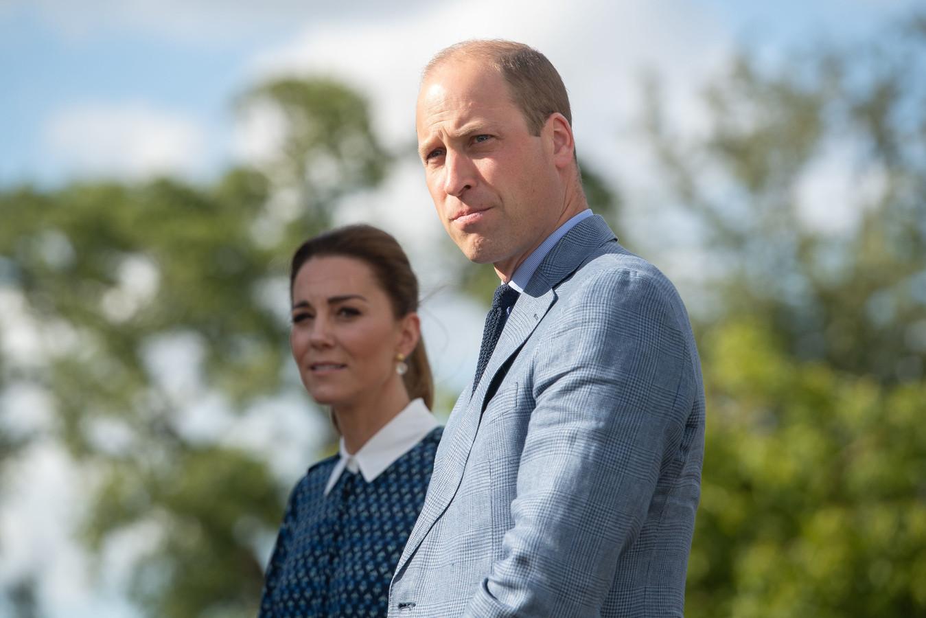 Prins William en zijn gezin wonen in een luxueus appartement in Kensington Palace.