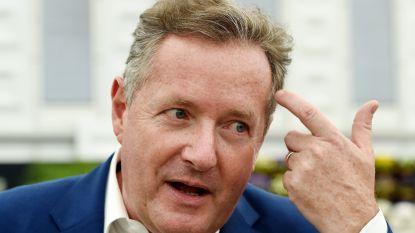 """Piers Morgan krabbelt terug: """"Ik ging te ver in mijn kritiek tegen Meghan Markle"""""""