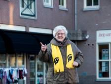 Stemkistje en debatten bij de Gelderlander