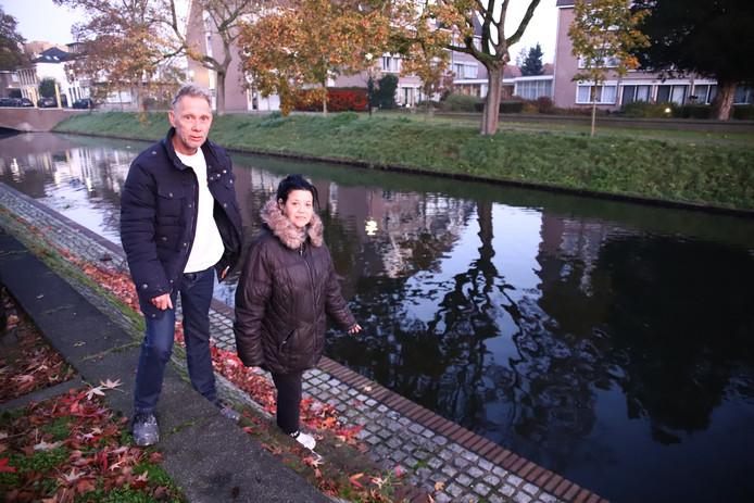 Ron en Sophia van den Broek haalden de man uit het ijskoude water