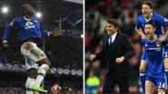 Ook zonder Hazard blijft Chelsea winnen, Lukaku verbreekt clubrecord