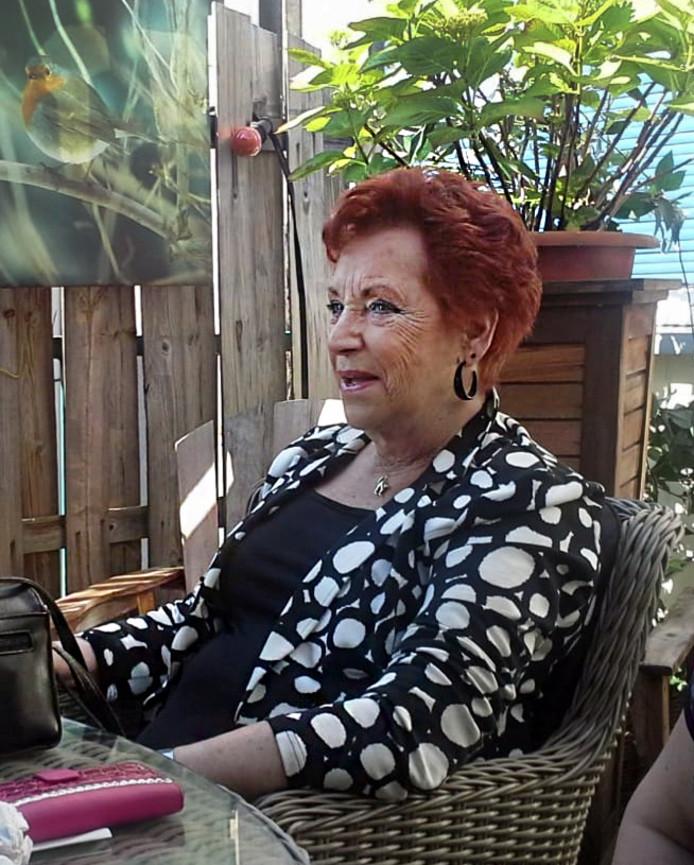 Mona Baartmans werd vermist sinds 23-09-2018. Haar lichaam werd op 1 november gevonden in het Zuid-Hollandse Heinenoord.