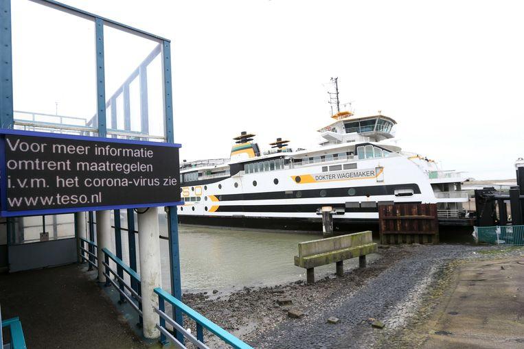Texelse huisartsen doen een dringende oproep om niet naar Texel te komen.  Beeld ANP