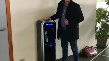 De Watergroep schenkt watertappunten aan gemeente Meise