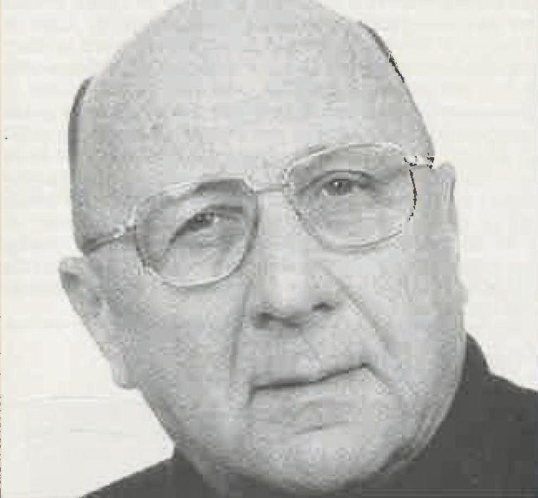 Wijlen priester Georges Verhelst.