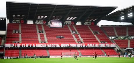 L'hymne de la C1 lancé à 3 heures du matin: le voisins du stade de Rennes agacés