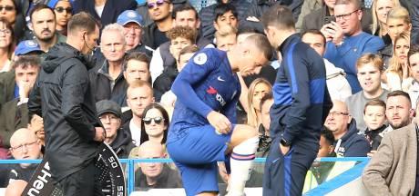 Barkley valt uit bij Chelsea en is onzeker voor Ajax
