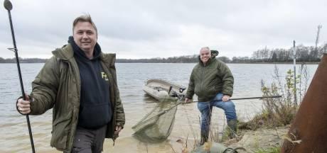 Jacht op 'monstervissen' in Enschede komt dichterbij