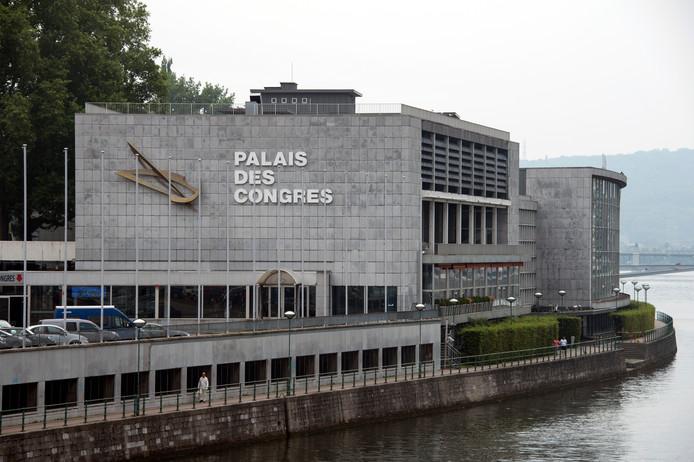 Palais des Congrès,14/8/2015
