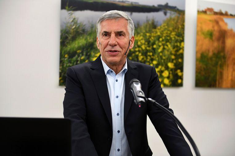 Schepen Carl Devlies (CD&V) is niet gediend met de brief die de stad Leuven ontving van het Agentschap Binnenlands Bestuur.