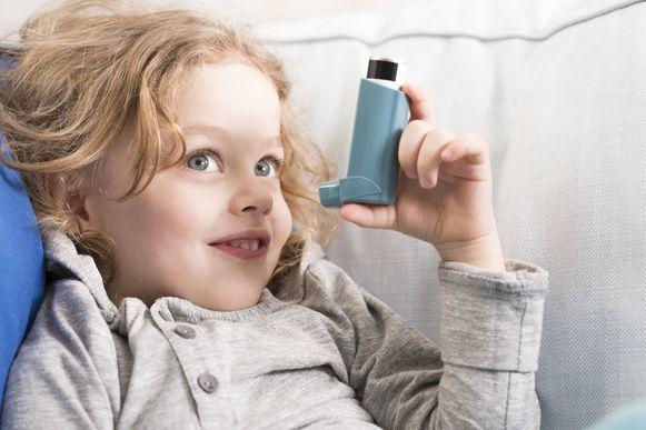 Vier op de tien kinderen zouden één maand per jaar een aerosolmiddel nodig hebben.