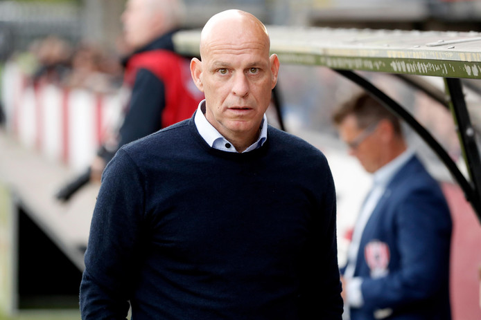 TOP Oss-coach Klaas Wels.