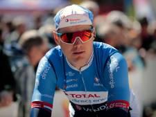 Voormalig Nederlands kampioen wielrennen Ligthart stopt ermee