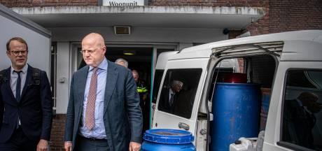 Dit nooit meer, beloofde Grapperhaus: een jaar na de moord op advocaat Derk Wiersum