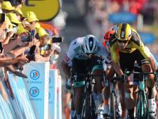 Sagan eist excuses Van Aert: 'Ik was de enige in gevaar'