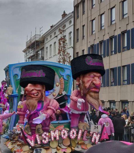 """Le carnaval est un """"lieu d'autodérision"""" mais..."""