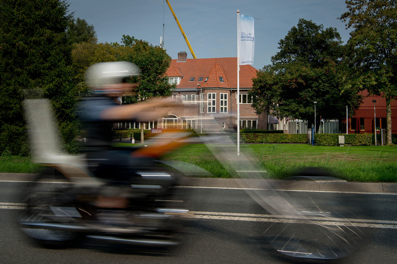 De Heldringstichting in Zetten.