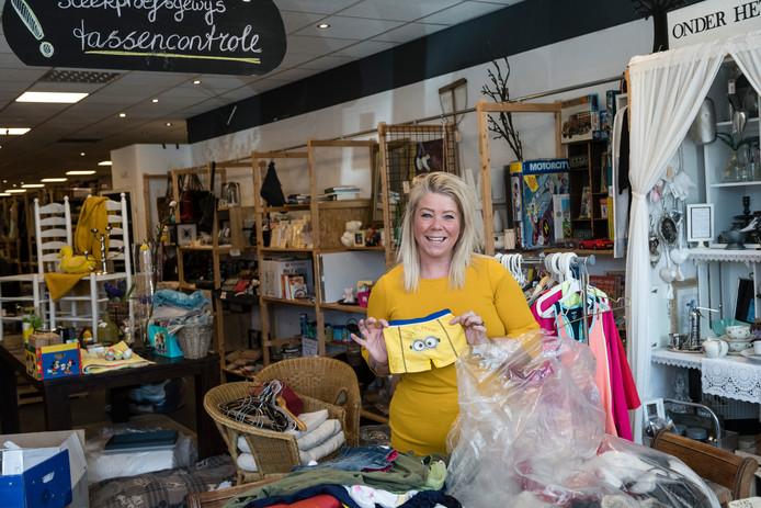 Miranda Horstman is vanaf 7 maart  met haar winkel 'Jouw Marktkraam' open geweest, nu heeft zij haar deuren alweer moeten sluiten door de coronacrisis.