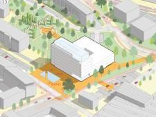 Het nieuwe stadhuis in Helmond krijgt een gezicht: compact en carrévormig