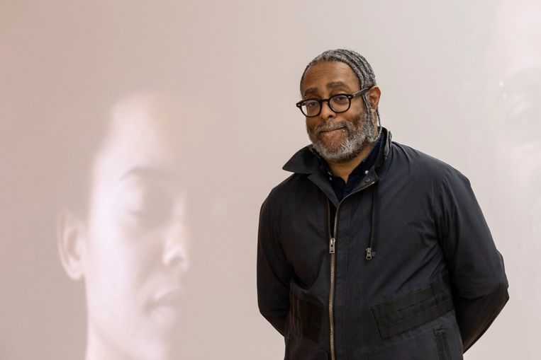 Kunstenaar, filmmaker en cinematograaf Arthur Jafa Beeld SOPA Images/LightRocket via Gett