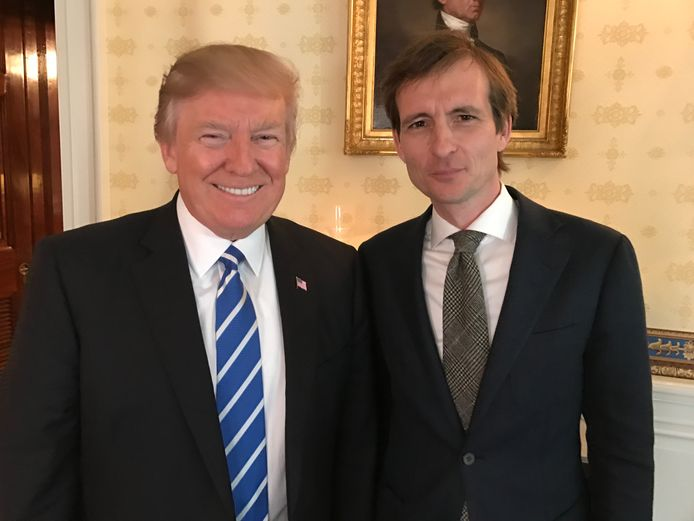 Vos met Trump.