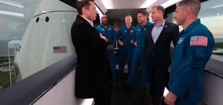 Elon Musk zenuwachtig voor SpaceX-lancering, vanavond ook te zien in ons land!
