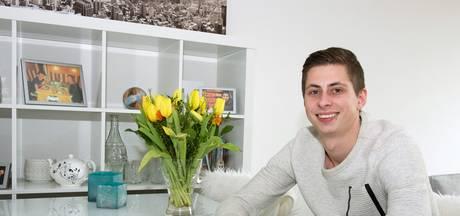 Thom Mutgeert viert 175 duels  bij ESA en gaat nooit meer weg