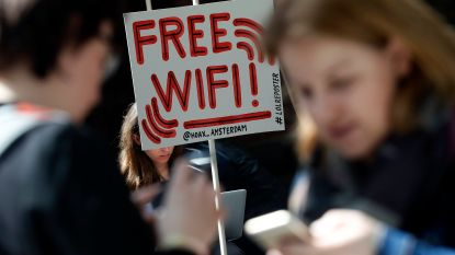 Europese centen voor publiek gemeentelijk WiFi-netwerk