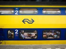 Ook minder treinen rondom Utrecht vanwege voorspelde storm