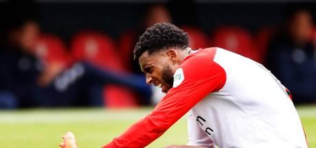 Weer tegenvaller Feyenoord: Fer maakt in 2021 pas zijn rentree