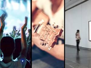 Cultuur: muziek, exposities, festivals en meer