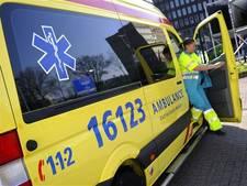 Boete voor man die ambulancepersoneel bedreigde in Apeldoorn