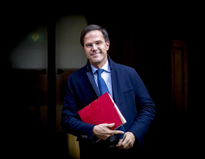 Mark Rutte (VVD).
