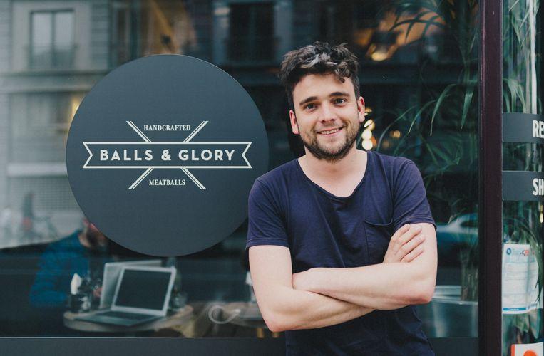 """Wim Ballieu: """"We gaan op zoek naar de juiste mensen om mee in het verhaal te stappen van Balls & Glory in Sint-Niklaas."""""""