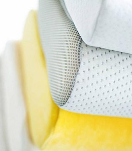 Geen gevaarlijke stof in matrassen uit Vroomshoop