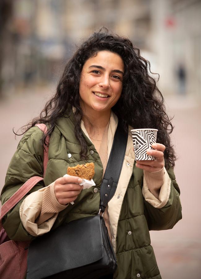Mensen in Arnhem: Meryem Genc