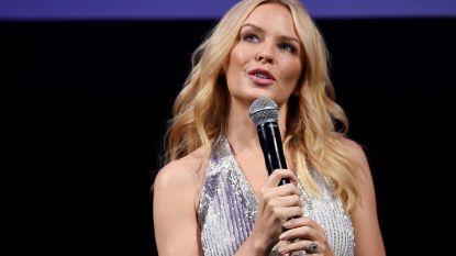 Nieuwe album van Kylie Minogue druipt van het liefdesverdriet