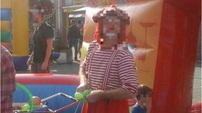 Clown in opspraak na aangifte van aanranding van minderjarige jongen