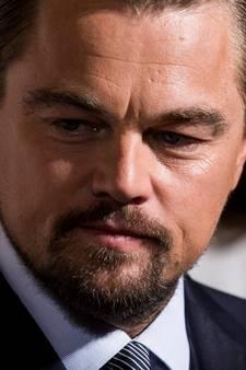 Leonardo DiCaprio onder de indruk van 'sinking city' Rotterdam