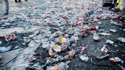 Schauvliege wil algemeen verbod op plastic bekers op festivals, bezoekers Gentse Feesten betalen dit jaar alvast 1 euro voor inwisselbare beker