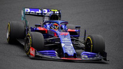 F1-team Toro Rosso heet vanaf 2020 Alpha Tauri