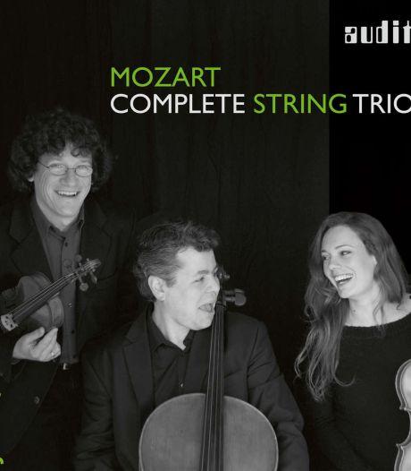 Mozarts hoge eisen zijn gesneden koek voor het Jacques Thibaud String Trio