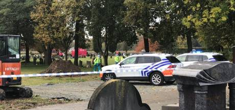 Gezinsdrama op Vlaams kerkhof: ouder echtpaar dood gevonden bij graf kind