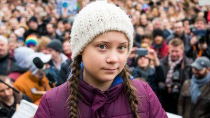 Belgische universiteit reikt eredoctoraat uit aan Greta Thunberg